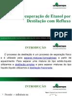 Recuperação de Etanol por Destilação com Refluxo.pptx