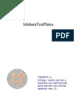 TEST ISHIHARA-3