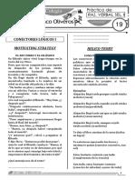 19-SELECCIÓN II CONECTORES LÓGICOS I 2020.pdf