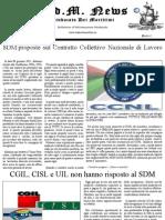SDM NEWS Gennaio 2011