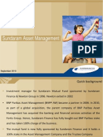 Sundaram Asset Management-Sep2010