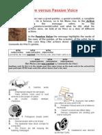 Passive Voice Info