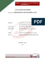 IMPORTANCIA DE  ALBAÑELERIA ESTRUCTURAL