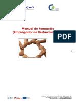 Manual de Formação 6538