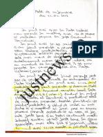 Document Nota de Informare