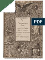 2006 - Bourbonnais Louis, L'expérience de l'imagination comme agent noétique dans les courants ésotériques occidentaux.pdf