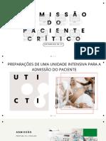 AULA 4-5 -ADMISSÃO DO PACIENTE CRÍTICO  (1).pdf
