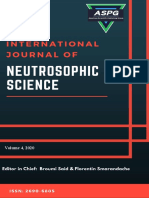 International Journal of Neutrosophic Science (IJNS), vol. 4/2020