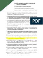 TEMAS PROPUESTAS PARA TRABAJOS DE INVESTIGACION