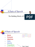 The 8 Parts of Speech.ppt