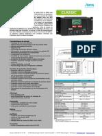 Steca+Solarix+productdatasheet+FR