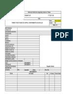 FT-SST-130 Formato Ficha Tecnica de Control y Mantenimiento de Vehiculos