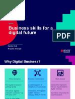 Business Skills for a Digital Future