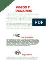 FOGOS E FOGUEIRAS