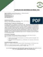EXTRATO GLICÓLICO DE CASTANHA DA ÍNDIA