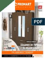 202008 CATÁLOGO AGOSTO MUEBLES - PRO