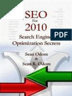 Seo for 2010_ Search Engine Optimization - Sean Odom