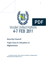 Security Council Topic A
