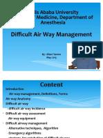 AirWay Management Final.ppt