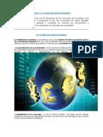 QUÉ ES LA GLOBALIZACIÓN ECONÓMICA CLASE PROXIMA
