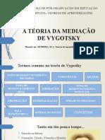 Apresentação Vygotsky MINHA VERSÃO