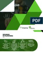 Apresentação Plataforma - Franquia Digital - Cursos Mania