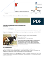 Confortul vacilor exploatate pentru producţia de lapte _ Revista Ferma - Cartea de vizită a fermierului