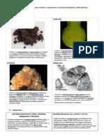 4 ejemplos de sustancias puras