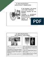 Arte Paleolitico.Generalidades.pdf