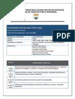 Contenido detallado de Cálculo Diferencial 2020-2.pdf