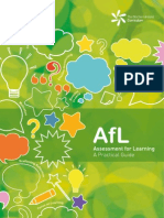AfL_A Practical Guide