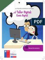 Mi Taller Digital - Cómic Digital