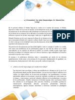 Post – Tarea - Evaluación Nacional –POA