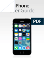 iPhone User Guide for IOS 7.1
