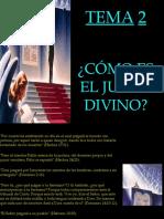 COMO ES EL JUICIO DE DIOS - EXCELENTE
