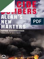 Farhad Khosrokhavar - Suicide Bombers_ Allah's New Martyrs (2005).pdf