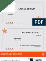 SALA DE CIRUGIA EQUI. BIO