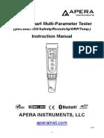 APERA PC60-Z_Tester_Manual_v1.1