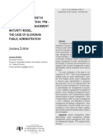Project-management-in-public-administration-TPM--total-project-management-maturity-model-the-case-of-Slovenian-public-administrationTransylvanian-Review-of-Administrative-Sciences