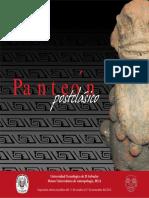 Panteón postclasico en El Salvador