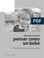 Texto educación sensorial pensar como un bebé.pdf
