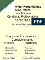 Mauro Mascotena_Conducta