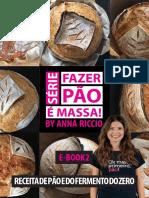 EBOOK 2 RECEITA DE PAO