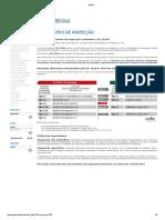 Documentos de inspecção