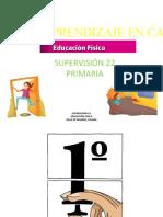 PLAN DE APRENDIZAJE EN CASA E.F. ZONA 22
