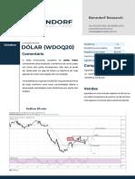Dólar (WDOQ20) 27_07_20