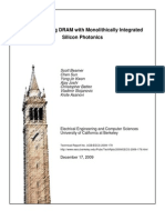 rearchitecting dram photonics EECS-2009-179