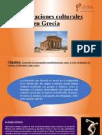 MANIFESTACIONES CULTURALES GRECIA