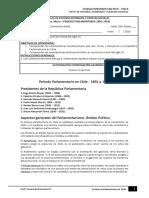 Guía 2do.M - Periodo Parlamentario