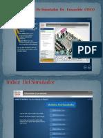 Manual Simulador de Ensamble Cisco 1